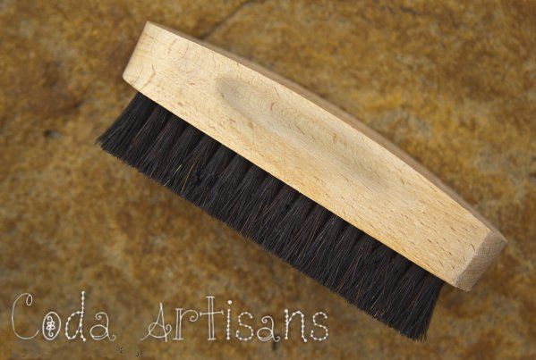 Wax Buffing Brush