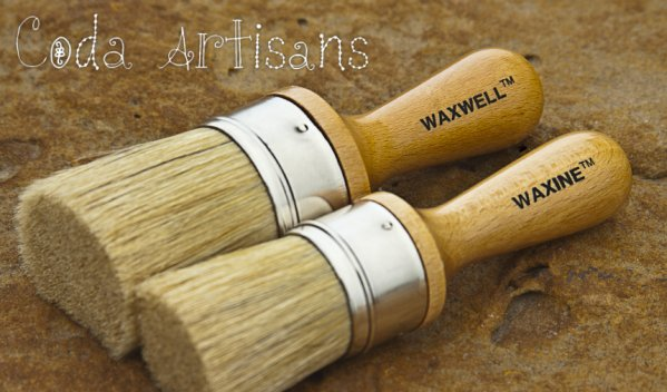 Waxwell™ Wax Brush